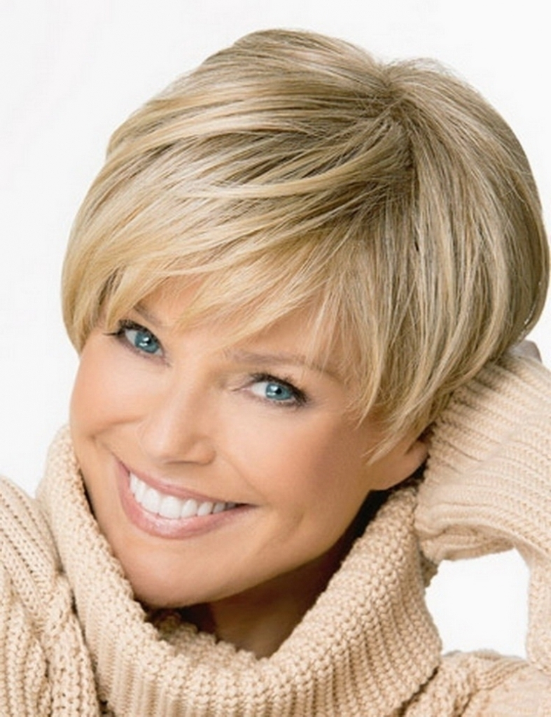 Highlighted Hairstyle For Short Hair Highlighted Short Hairstyles - Best Hairstyle And Haircuts Collection  - Hairstyles And Haircuts