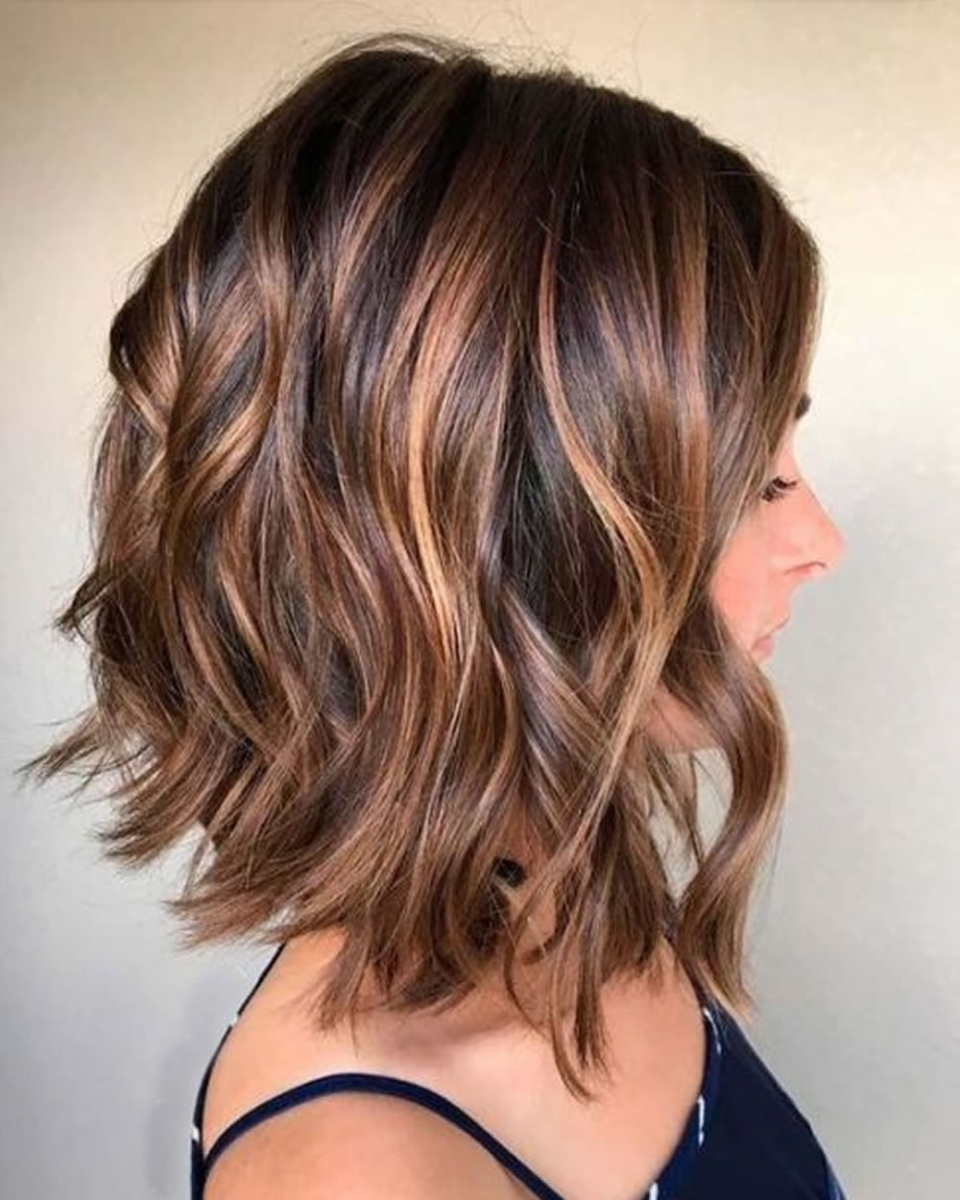 Balayage Bob hair Ideas